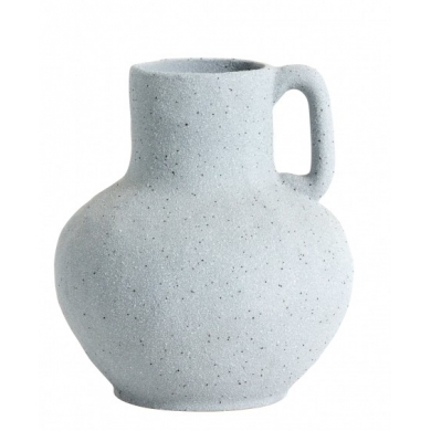 Nordal | Eldey Vase - Light Grey | Bolighuset Werenberg