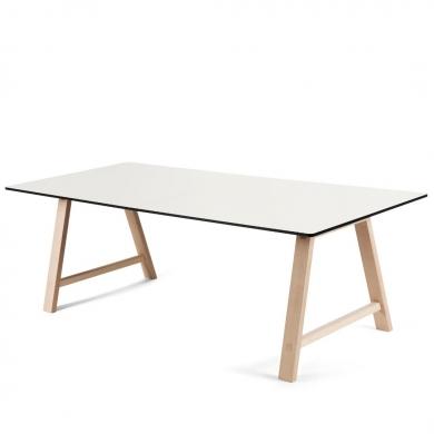 Andersen   T1 Spisebord m. udtræk - Bolighuset Werenberg