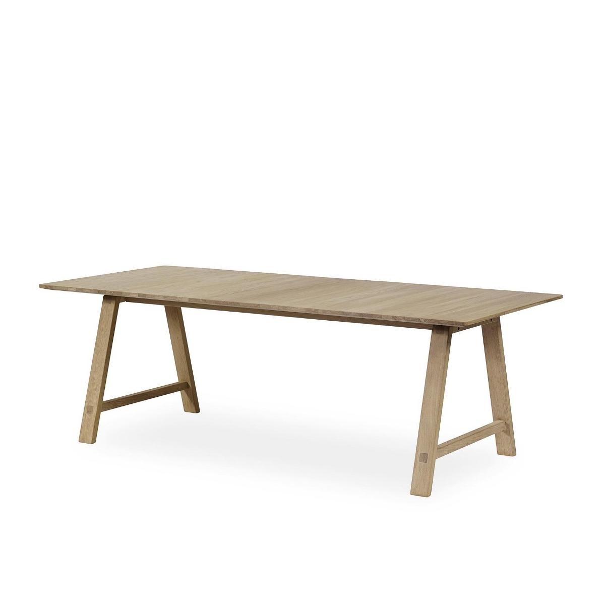 Andersen | T1 Spisebord m. udtræk - Bolighuset Werenberg