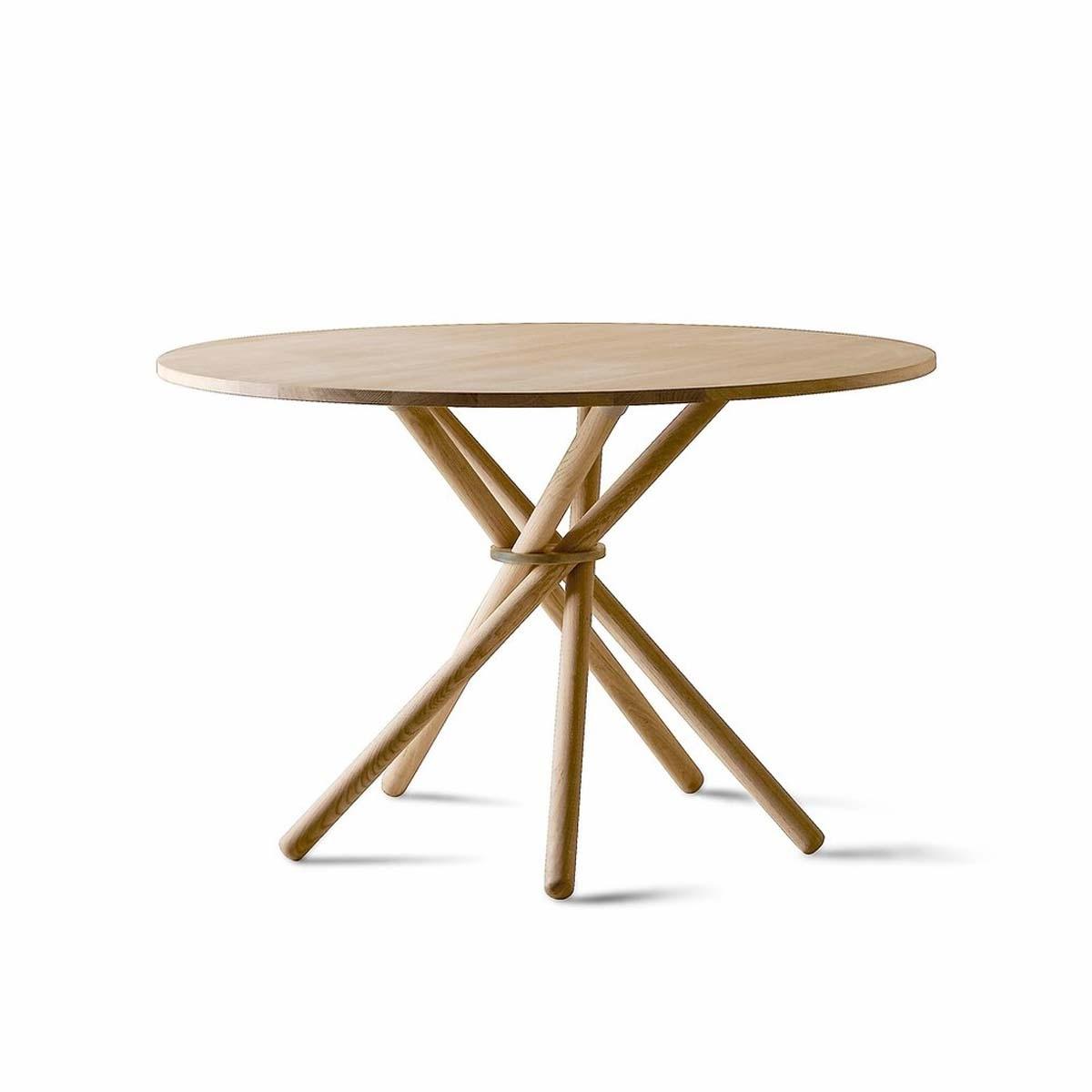 Eberhart Furniture   Hector spisebord - Ø120 - Bolighuset Werenberg