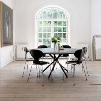 Eberhart Furniture | Hector spisebord - Ø120 - Bolighuset Werenberg