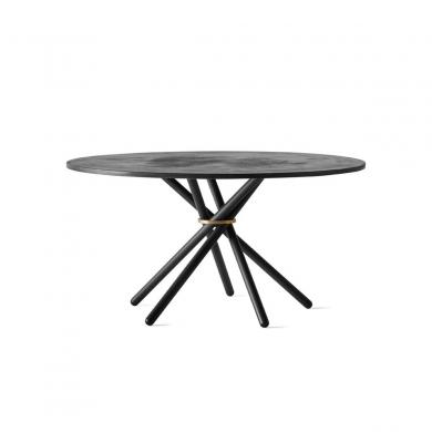 Eberhart Furniture   Hector spisebord - Ø140 - Bolighuset Werenberg