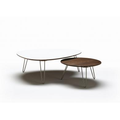 Naver Collection | AK 1810-1811 Rundt Sidebord - Bolighuset Werenberg
