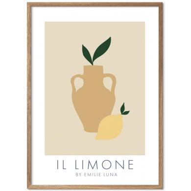 Poster & Frame   Limone 02 - Bolighuset Werenberg
