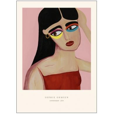 Poster & Frame   Bevidst 02 - Bolighuset Werenberg