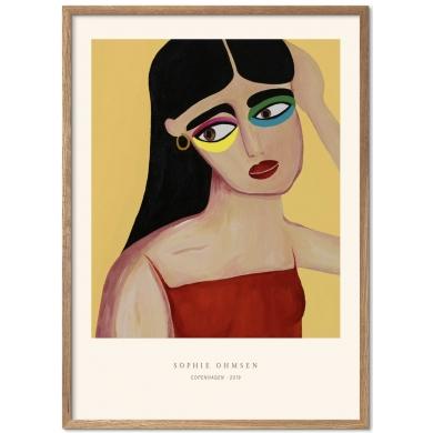 Poster & Frame   Bevidst 04 - Bolighuset Werenberg