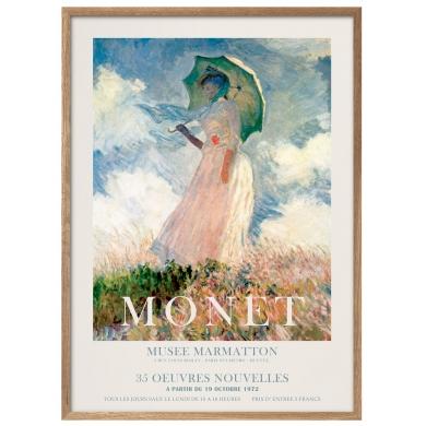 Poster & Frame   Monet 1 - Bolighuset Werenberg