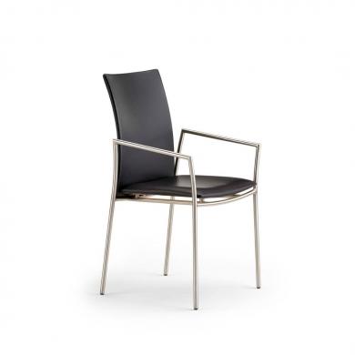 Skovby SM59 spisebordsstol med armlæn | Bolighuset Werenberg