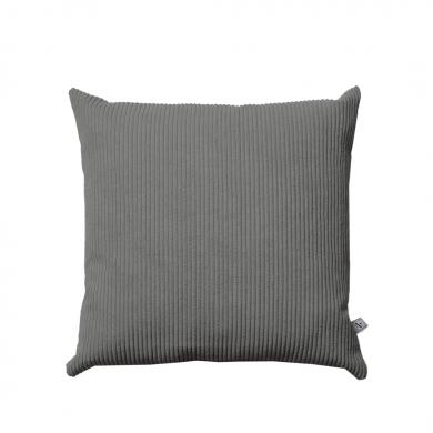 AU Maison   Corduroy pude - Steel Grey   Bolighuset Werenberg