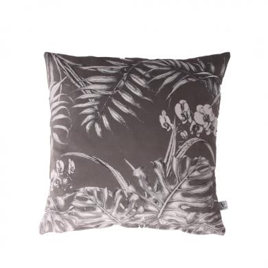 AU Maison   Orchid Jungle pude - Steel Grey   Bolighuset Werenberg