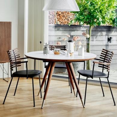 Naver Collection | GM 3900 Edge bord - Rundt | Bolighuset Werenberg