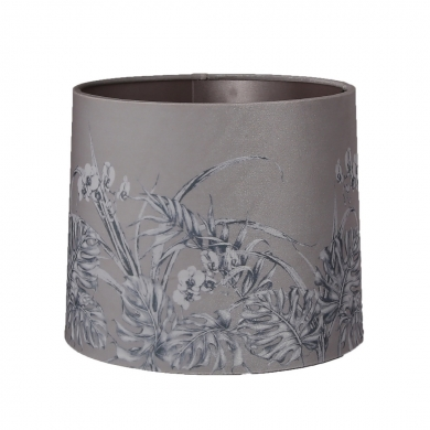 AU Maison | Orchid Jungle lampeskærm - Sand | Bolighuset Werenberg