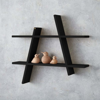 Andersen |A-Shelf - Sort - Bolighuset Werenberg