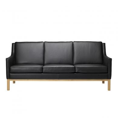FDB Møbler | L601-3 3-pers. sofa | Bolighuset Werenberg