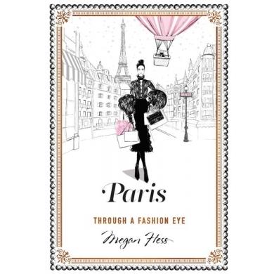 New Mags | Bog - Paris - Through A Fashion Eye - Bolighuset Werenberg