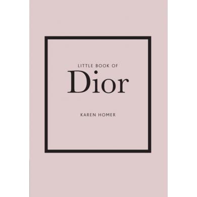 New Mags | Bog -  Little Book of Dior - Bolighuset Werenberg