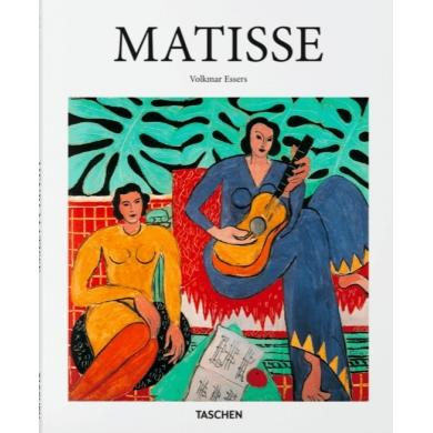 New Mags | Bog -  Matisse - Basic Art Series - Bolighuset Werenberg
