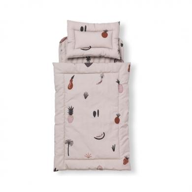 Ferm Living | Fruiticana Doll Quilt Bedding Set - Bolighuset Werenberg
