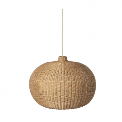 Ferm Living | Braided Belly Lamp Shade - Bolighuset Werenberg