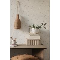 Ferm Living   Braided Bottle Lamp Shade - Bolighuset Werenberg