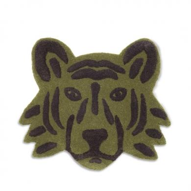 Ferm Living | Tufted Tiger Head - Bolighuset Werenberg