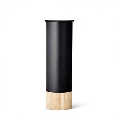 Dunlopillo® | Runde ben - Sort - Bolighuset Werenberg