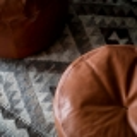 Bent Hansen | Marokko puf - Bolighuset Werenberg