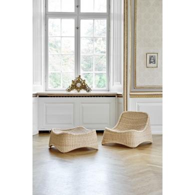 Sika-Design | Chill Lænestol m. skammel - Bolighuset Werenberg