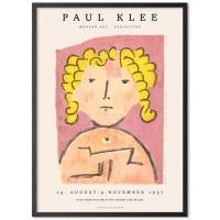 Poster & Frame | Paul Klee - Pretty in pink - Bolighuset Werenberg