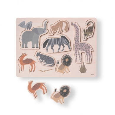 Ferm Living | Safari Puzzle - Bolighuset Werenberg