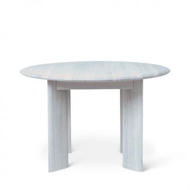 Ferm Living   Bevel Table - Round   Bolighuset Werenberg