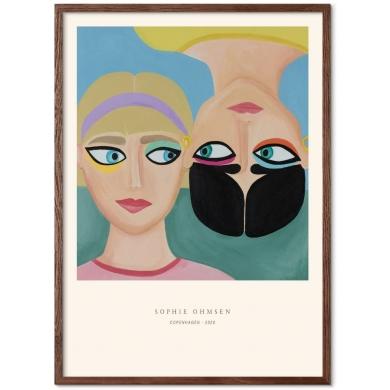 Poster & Frame | Venskab
