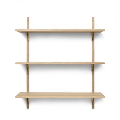 Ferm Living   Sector Shelf - Triple   Bolighuset Werenberg