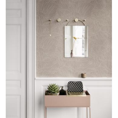 Ferm Living | Adorn Mirror - Face | Bolighuset Werenberg