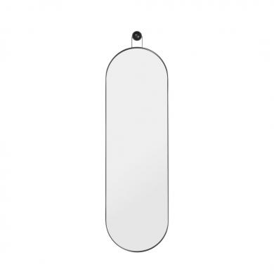 Ferm Living | Poise Oval Mirror - Bolighuset Werenberg