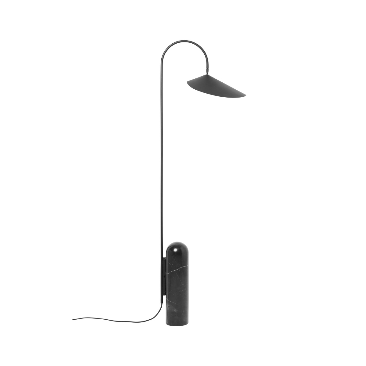 Ferm Living   Arum Floor Lamp - Bolighuset Werenberg