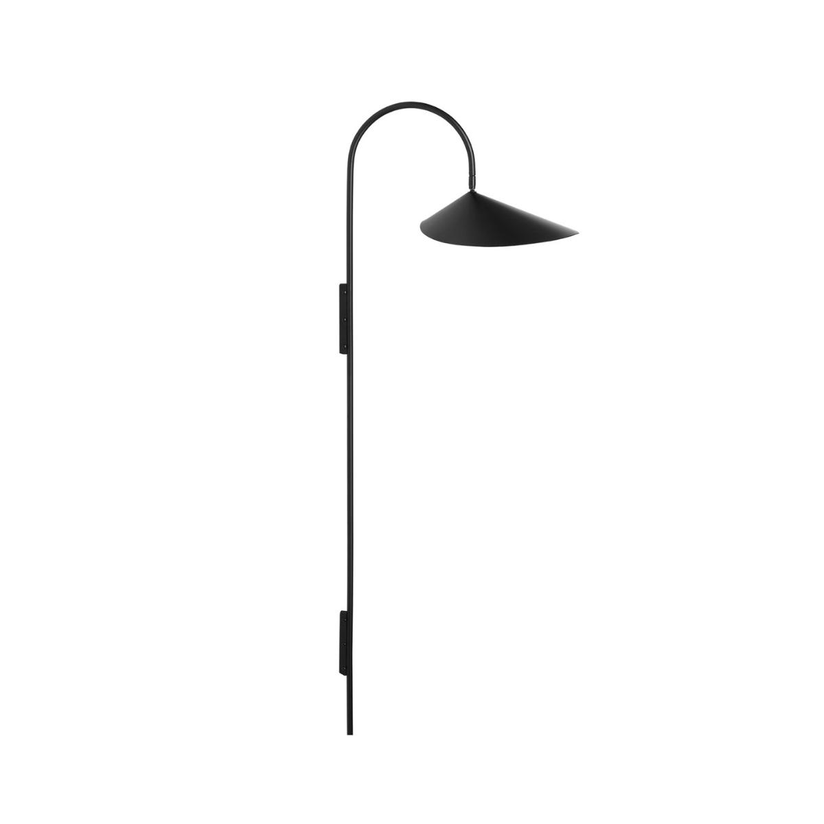 Ferm Living   Arum Tall Wall Lamp - Bolighuset Werenberg