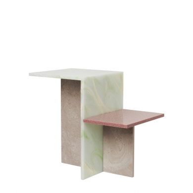 Ferm Living | Distinct Side Table - Bolighuset Werenberg