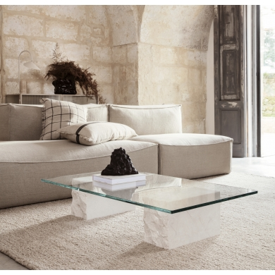 Ferm Living | Mineral Coffee Table - Bolighuset Werenberg