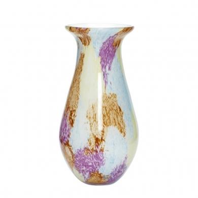 Hübsch | Glasvase - multi coloured - Bolighuset Werenberg