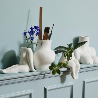 Nordal | Vase - Avaji upper body - Bolighuset Werenberg