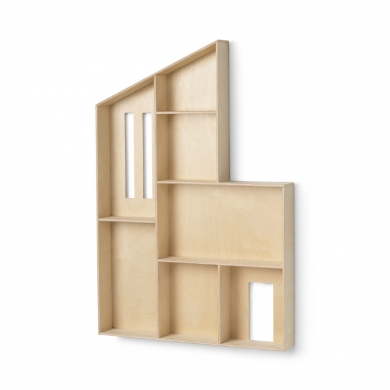 Ferm Living | Miniature Funkis House - Shelf | Bolighuset Werenberg