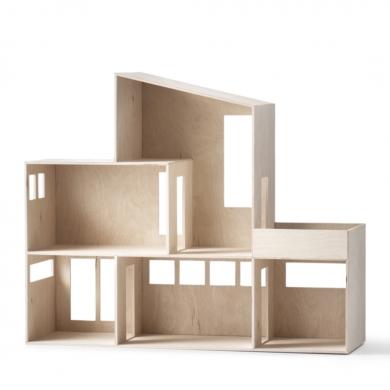 Ferm Living | Miniature Funkis House - Bolighuset Werenberg