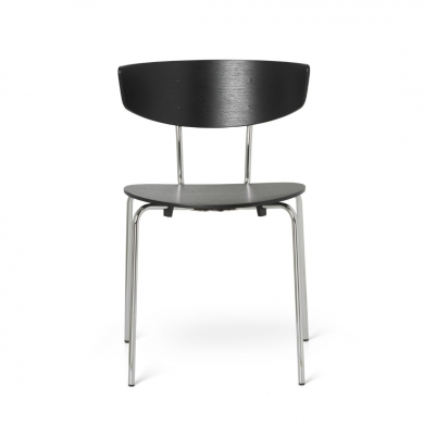 Ferm Living | Herman Chair - Chrome | Bolighuset Werenberg
