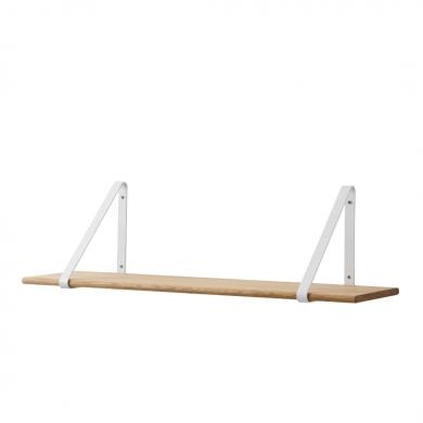 Ferm Living | Shelf w. Hangers - Bolighuset Werenberg