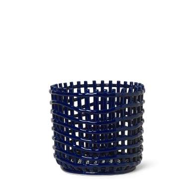 Ferm Living | Ceramic Basket - Bolighuset Werenberg