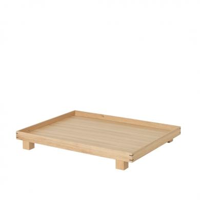 Ferm Living | Bon Wooden Tray - Bolighuset Werenberg
