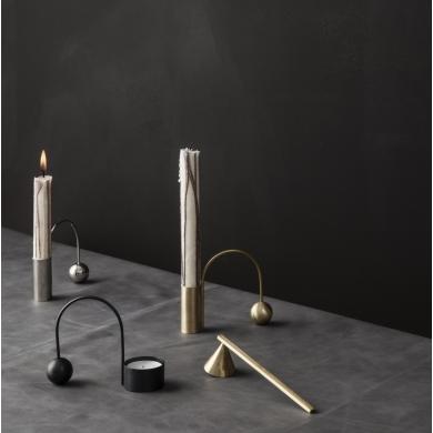 Ferm Living   Balance Candle Holder - Bolighuset Werenberg