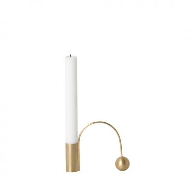 Ferm Living | Balance Candle Holder - Bolighuset Werenberg
