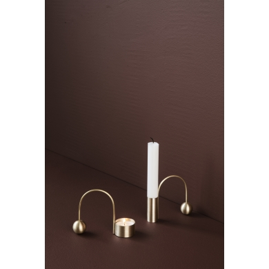 Ferm Living | Balance Tealight Holder - Bolighuset Werenberg
